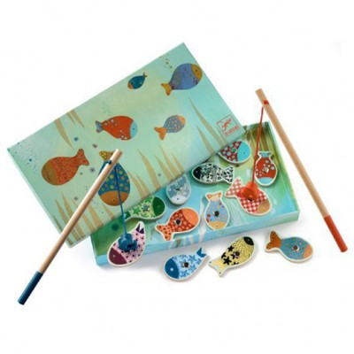 DJECO Magnetic Games - Fishing Dream