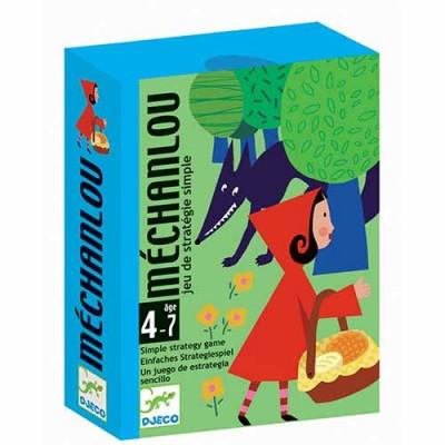 DJECO Mechanlou Card Game