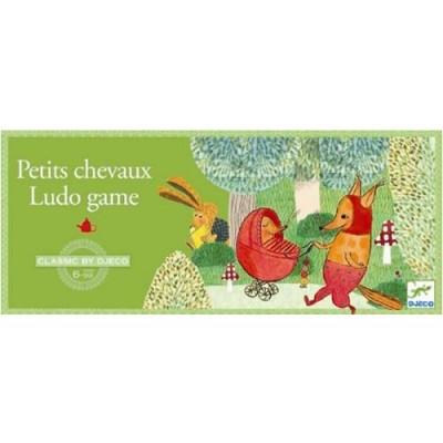 DJECO Ludo Classic Board Game