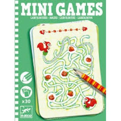 DJECO Mazes by Ariane - Mini Game
