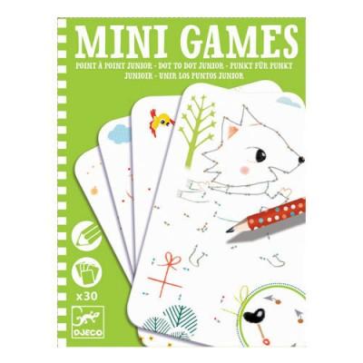 DJECO Dot-to-Dot Junior - Mini Game
