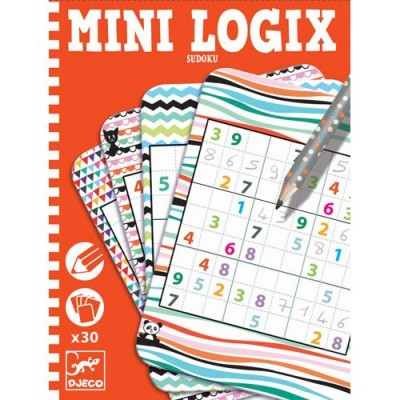 DJECO Sudoku - Mini Logic