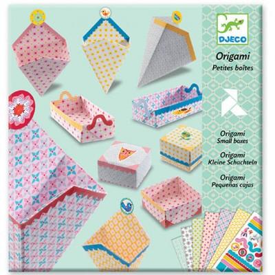 DJECO Origami - Little Boxes