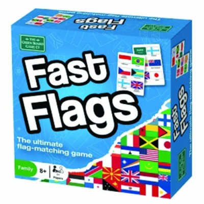 GREEN BOARD GAME CO Fast Flags