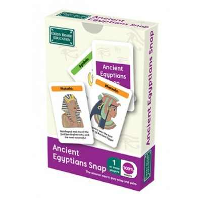 GREEN BOARD GAME CO Snap Ancient Egyptians