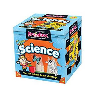 GREEN BOARD GAME CO Brainbox Science