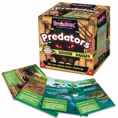 GREEN BOARD GAME CO BrainBox Predators