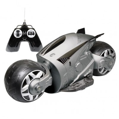 KID GALAXY Cyber Cycle - Silver