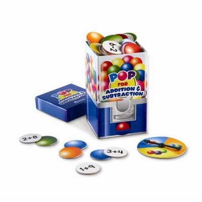 LEARNING RESOURCES Pop for Addition & Subtraction