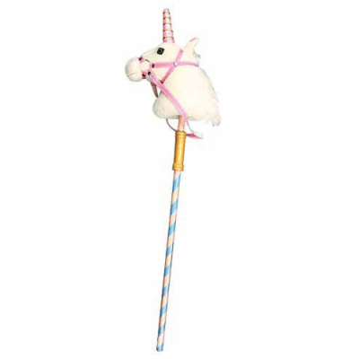MELISSA & DOUG Prance-N-Play Stick Unicorn