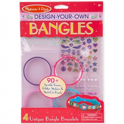 MELISSA & DOUG Design-Your-Own Bangles