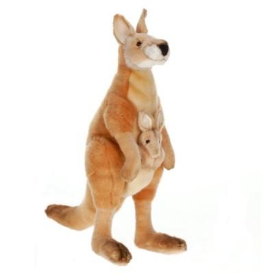 MELISSA & DOUG Kangaroo & Joey Plush