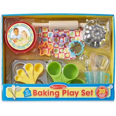 MELISSA & DOUG Let's Play House! Baking Play Set