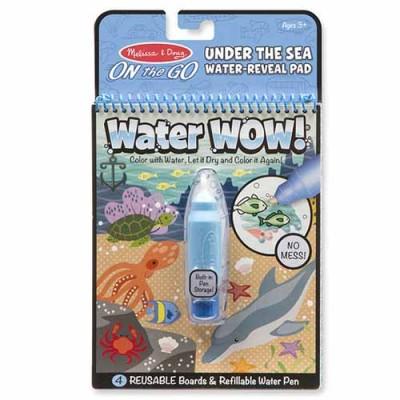 MELISSA & DOUG Water Wow! Under The Sea