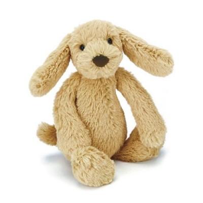 JELLYCAT Baby Bashful Toffee Puppy - H13 CM