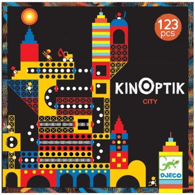 DJECO Kinoptik City (123 pieces)