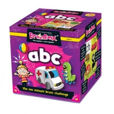 GREEN BOARD GAME CO Brainbox ABC