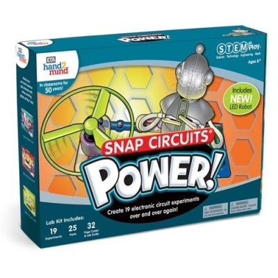 HAND2MIND STEM at Play POWER! Electricity Kit