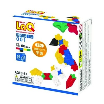 LaQ Basic 001 60pcs