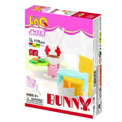 LaQ Sweet Collection Bunny Set 175pcs