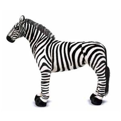 MELISSA & DOUG Zebra - Plush
