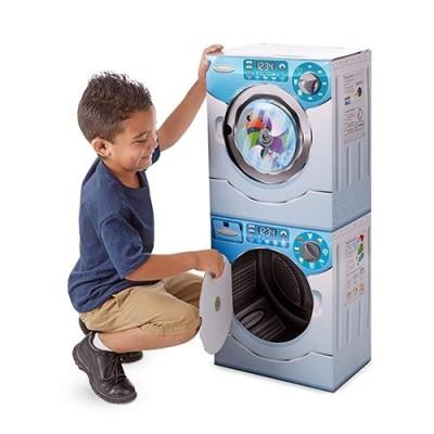 MELISSA & DOUG Washer/Dryer Combo