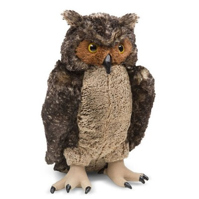 MELISSA & DOUG Owl - Plush