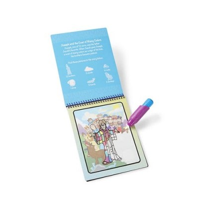 MELISSA & DOUG Water Wow! - Bible Stories Water Reveal Pad