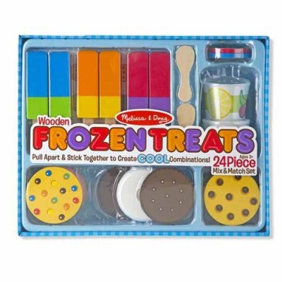 MELISSA & DOUG Frozen Treats Play