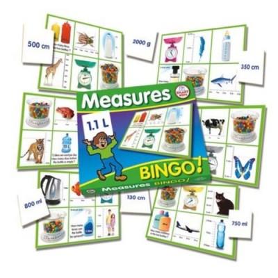 SMART KIDS Measures Bingo