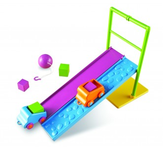 LEARNING RESOURCES STEM Force and Motion Activity Set