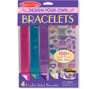 MELISSA & DOUG Design-Your-Own - Bracelets