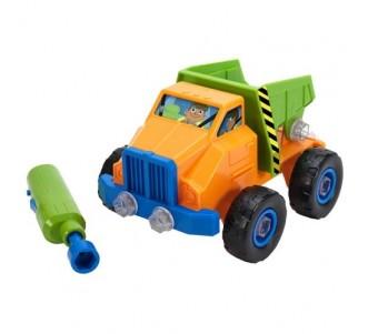 EDUCATIONAL INSIGHTS Design & Drill Dump Truck