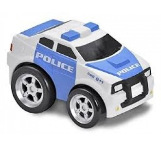 KID GALAXY Police Car Gogo