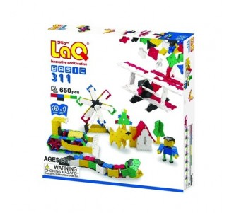 LaQ Basic 311 650pcs