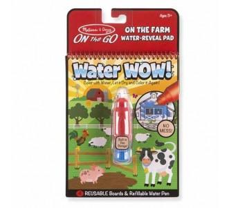 MELISSA &DOUG Water Wow! - Farm