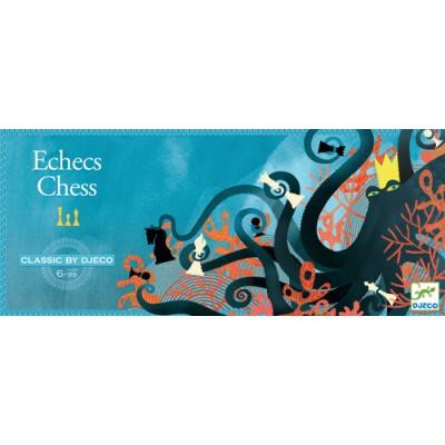 DJECO Chess Classic Board Game