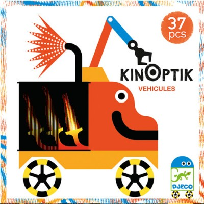 DJECO Kinoptik - Vehicles