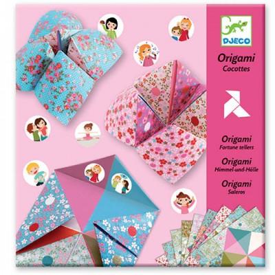 DJECO Origami - Fortune Tellers