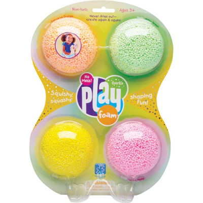 EDUCATIONAL INSIGHTS Playfoam, 4-Pack Sparkle
