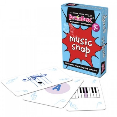 GREEN BOARD GAME CO Snap Music