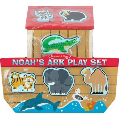 MELISSA & DOUG Noah's Ark Shape Sorter