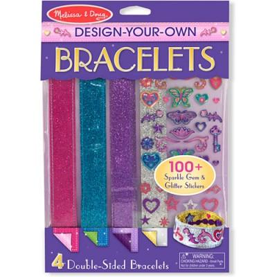 MELISSA & DOUG Design-Your-Own - Bracelets