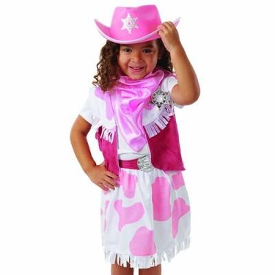 MELISSA & DOUG Cowgirl Role Play Set