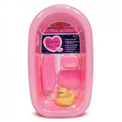 MELISSA & DOUG Mine To Love - Doll Bathtub Set