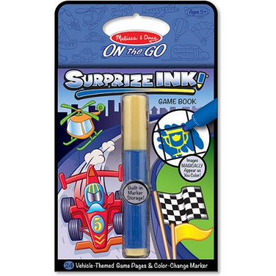 MELISSA & DOUG Suprize Ink! Vehicle