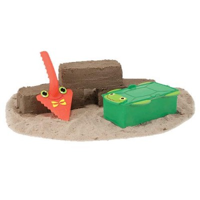 MELISSA & DOUG Sand Brick Maker and Trowel Set