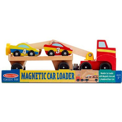 MELISSA & DOUG Magnetic Car Loader