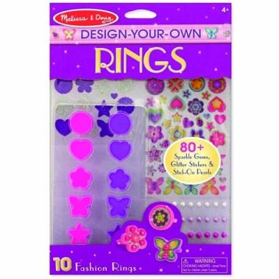 MELISSA & DOUG Design-Your-Own Rings