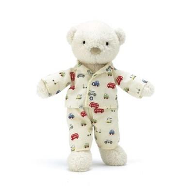 JELLYCAT Bedtime Bear - H23 CM